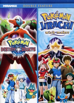 Pokemon: Destiny Deoxys/Jirachi Wish Maker (DVD)