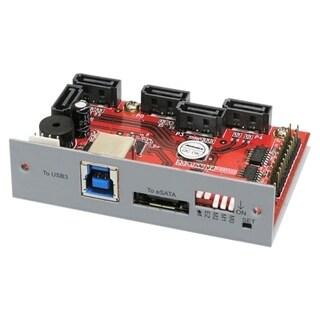 Addonics HPM-XU 5-port Serial ATA Controller