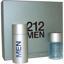 Carolina Herrera '212' Men's 2-piece Fragrance Set