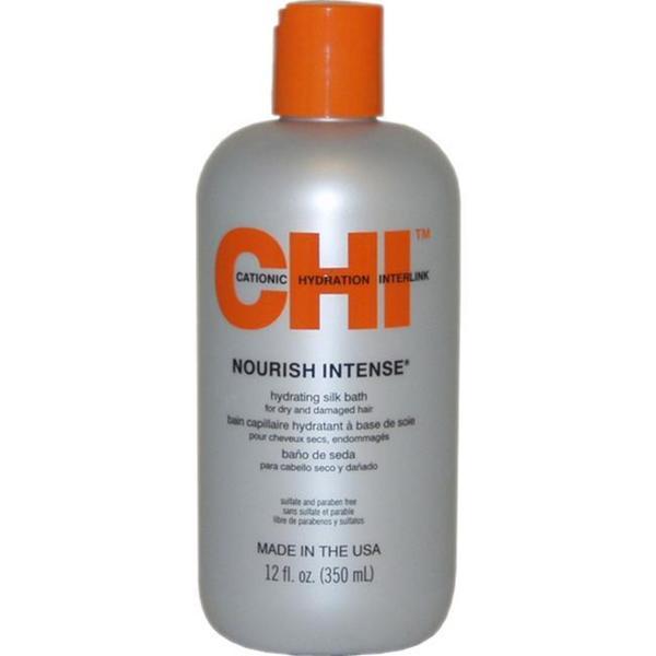 Nourish Intense Hydrating 12-ounce CHI Silk Hair Bath