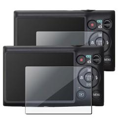 Screen Protector for Canon ELPH 300 HS/ IXUS 220 HS (Pack of 2)