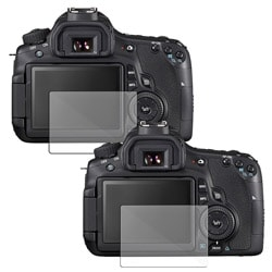 Screen Protector for Canon EOS 60D (Pack of 2)