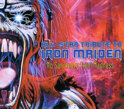 Various - No Sanctuary from Madness: All-Star Tribute to Iron Maiden