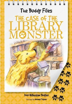 The Case of the Library Monster (Paperback)