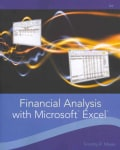 Financial Analysis With Microsoft Excel (Paperback)