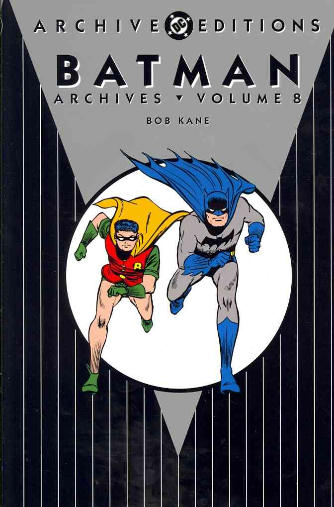 Batman Archives 8 (Hardcover)
