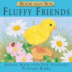 Fluffy Friends (Board book)
