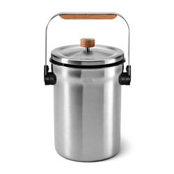 simplehuman Stainless Steel Compost Pail