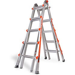 Little Giant Alta-One 19-ft Aluminum Ladder