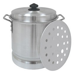 Bayou Classic 12-quart Tamale Pot