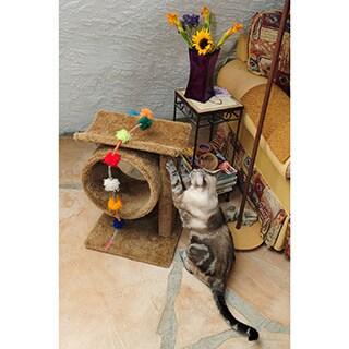 New Cat Condos Cat Tunnel