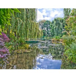 Stewart Parr 'Monet gardens, France' Unframed Photo Print