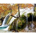 Stewart Parr 'Turner Falls, Oklahoma - Water falls' Unframed Photo Print