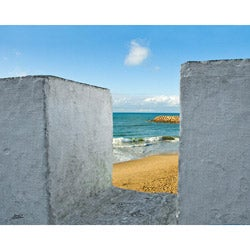 "Stewart Parr ""Morroco Ocean Front"" Unframed Photo Print"