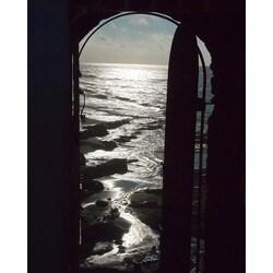 Stewart Parr 'Morraco Ocean View' Small Unframed Photo Print
