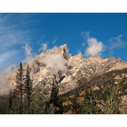 "Stewart Parr ""Wyoming - Grand Tetons"" Unframed Photo Print"