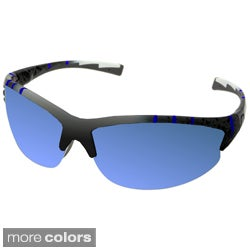 Pepper's Men's 'Interface' Polarized Sport Sunglasses