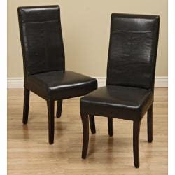 Warehouse of Tiffany Eve Dining Room Chairs (Set of 2)