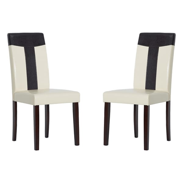 Warehouse of Tiffany Faux Leather Chairs (Set of 4)