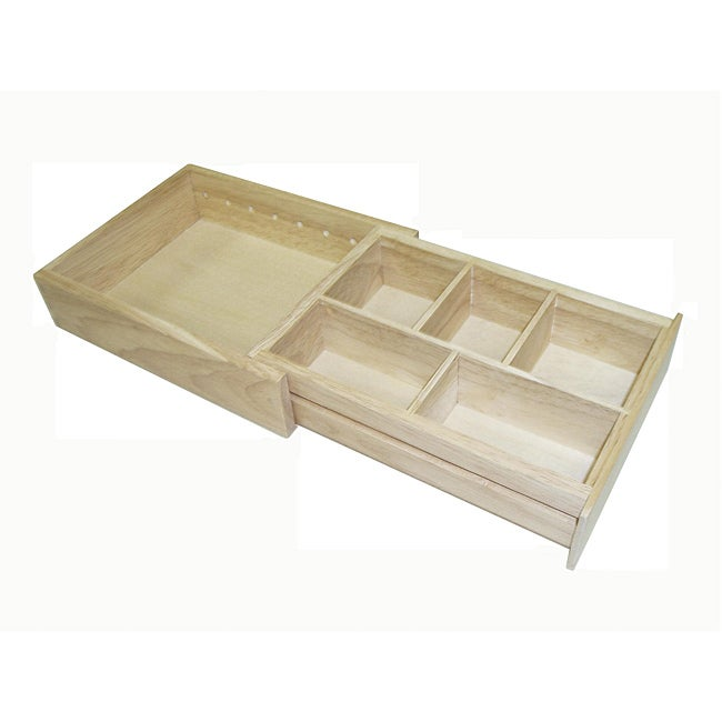Expandable Cosmetic Drawer Organizer Overstock Shopping