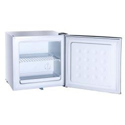White 1.5-cu-ft Upright Freezer