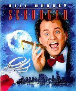 Scrooged (Blu-ray Disc)