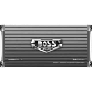Boss ARMOR AR2000M Car Amplifier - 2000 W PMPO - 1 Channel - Class AB
