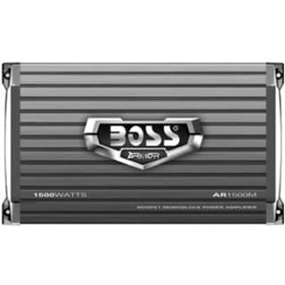 Boss ARMOR AR1500M Car Amplifier - 700 W RMS - 1500 W PMPO - 1 Channe