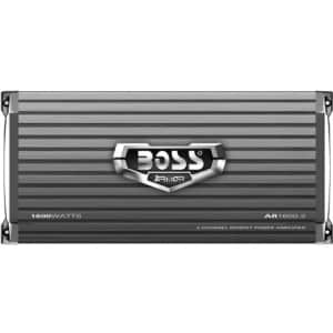 Boss ARMOR AR1600.2 Car Amplifier - 1600 W PMPO - 2 Channel - Class A