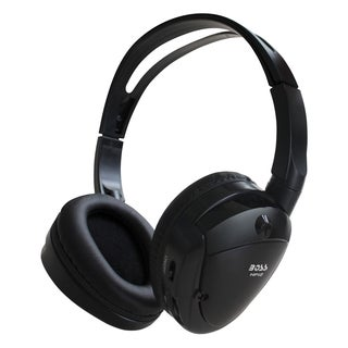 Boss HP12 Infrared Foldable Cordless Headphone