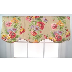 Spring Time Provence Valance