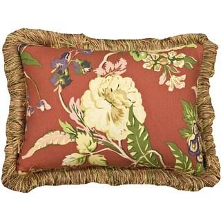 Desert Rose Breakfast Pillow
