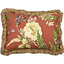 Desert Rose Breakfast Pillow