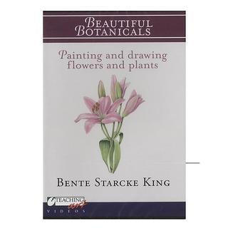 F+W Media Beautiful Botanicals DVD