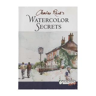 F+W Media Charles Reids Watercolor Secrets DVD