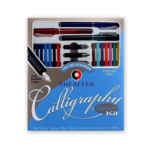Sheaffer Beginner Classic Calligraphy Kit Set Of 3