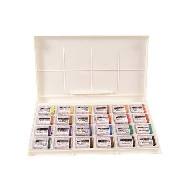 Yarka St. Petersburg Watercolors (Set of 24)