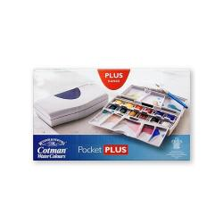 Winsor & Newton Pocket Plus Cotman Watercolor Set