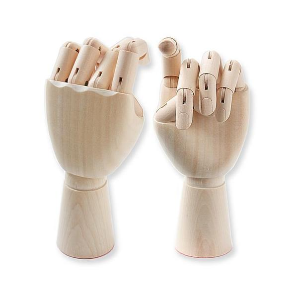 Jack Richeson Child's Wooden Manikin Hand