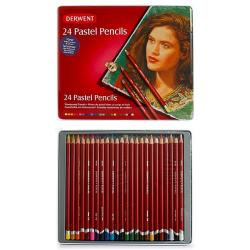 Derwent Pastel Pencils (Set of 24)