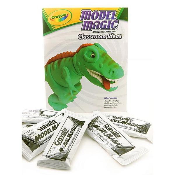 Crayola Classpack Model Magic Air-Dry Clay