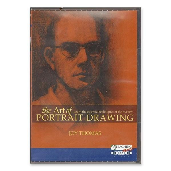 F+W Media 'Art of Portrait Drawing' DVD