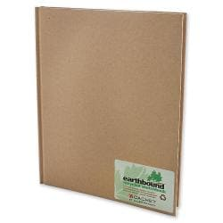 Cachet 8.5-inch x 11-inch Earthbound Sketch Book