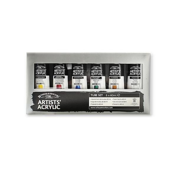 Winsor & Newton Basic Artists' Acrylic Set