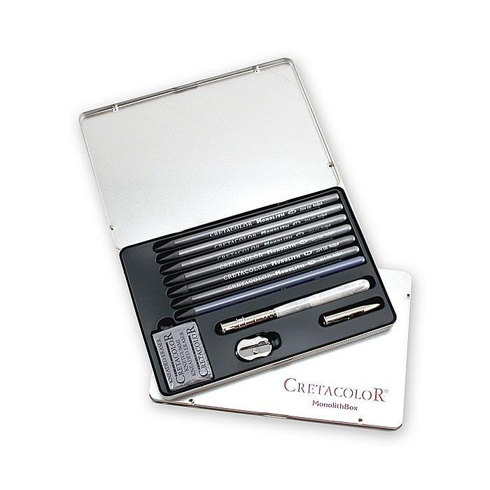 Cretacolor Monolith Metal Box Set