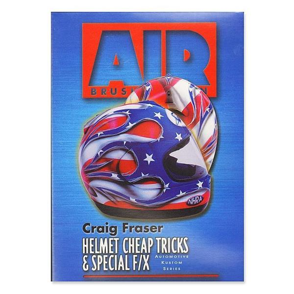 Airbrush Action Helmet Cheap Tricks and Special Effects DVD