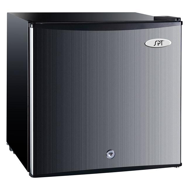 Stainless Steel 1.5-cu-ft Upright Freezer UF-150SS