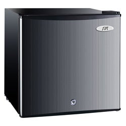 Stainless Steel 1.5-cu-ft Upright Freezer UF-150SS