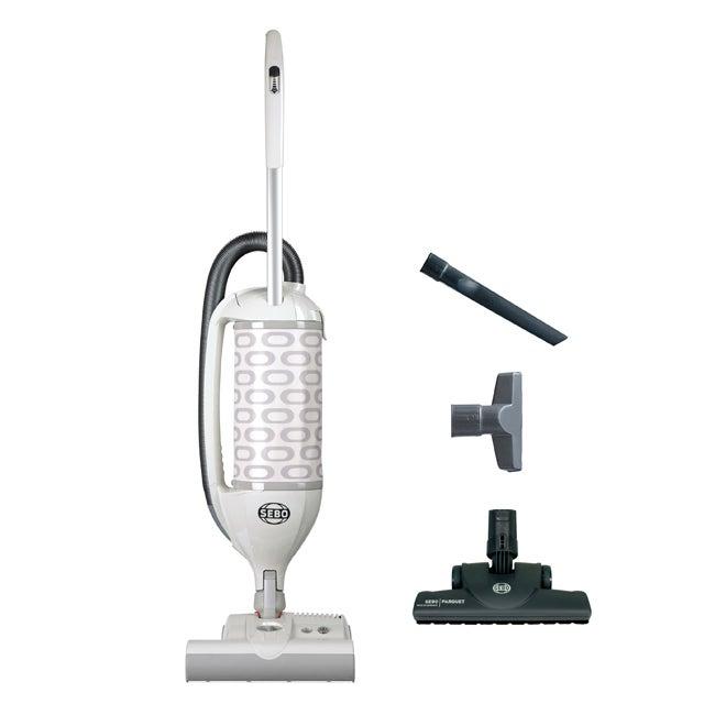 Sebo Felix 1 Premium White Vacuum
