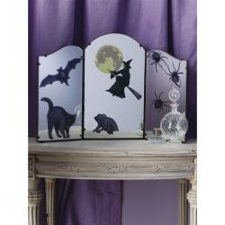 Martha Stewart Witch Icon Mirror Clings (Pack of 12)